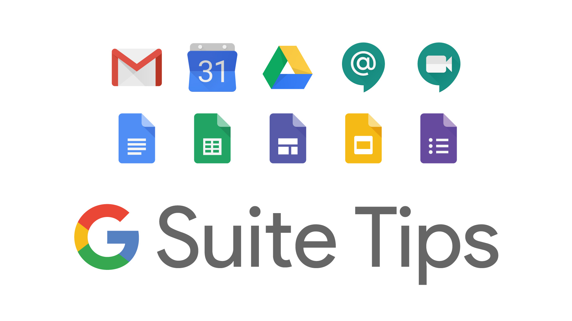 10 G-Suite tips to optimize your inbox